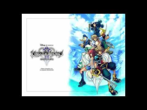 Sanctuary Instrumental Cover - Kingdom Hearts II