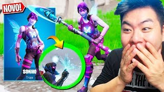 THE NEW DREAM SKIN IS AMAZING!! * Event Season 6!! * | FORTNITE