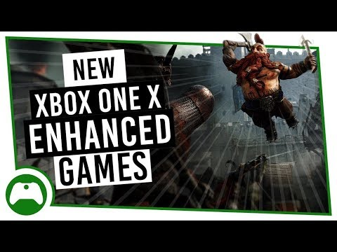 9 NEW Enhanced Games That Will Make You Want An Xbox One X
