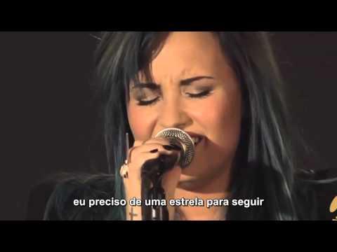 Demi Lovato - Nightingale (Live The Grammys 2013) [LEGENDADO/TRADUÇÃO]