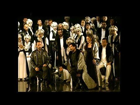 Verdi - Macbeth Act 2 / Ankara State Opera And Ballet / May,2010