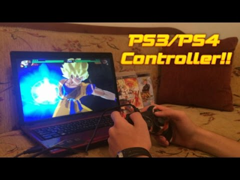 use ps4 controller on pcsx2