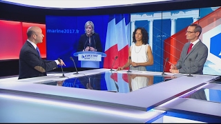 Rise of populism  Could far right leader Le Pen be France's next president?