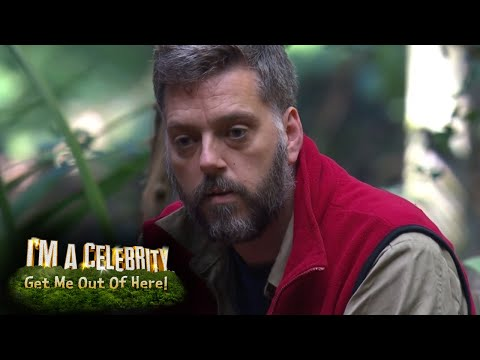 Dennis and Iain Argue Over Who Should Take on Tutenkha-Doom! | I'm A Celebrity...Get Me Out Of Here!