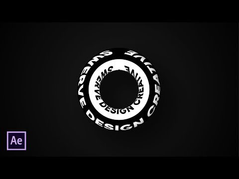 Creative Typography Animation in After Effects