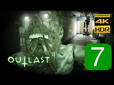 OUTLAST 2 ANALISIS Review en 4K HDR+ PS4 Pro PC Xbox One S