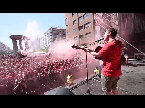 Jamie Webster / BOSS Night - We Love You Liverpool - Plaza Felipe II Madrid - 01.06.19