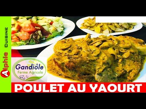 poulet-au-yaourt---recette-ferme-gandiole-de-jeudi-!!!-facile-!!!