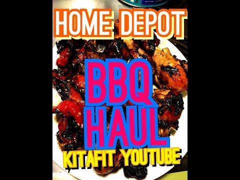 Home Depot HUAL BBQ
