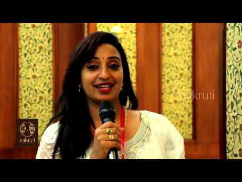 """Sona Nair Talking About """"Aakruti"""" (Physiotherapy and Slimming centre)"""