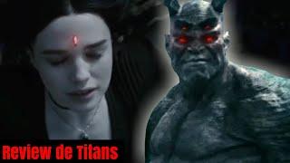 Trigon titans serie