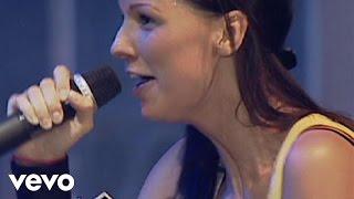 Christina Stürmer - Keine Zeit zum Schlafengehen (Live von der Kaiserwiese Wien / 2007)