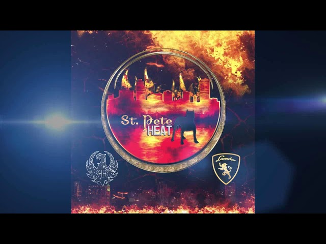 """ST.PETE HEAT- (ONE OF A KIND) """"RUGOR RYE X FOKIS KNAWLEDGE"""""""