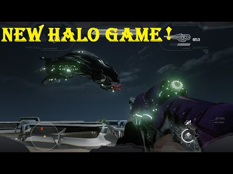 Project Contingency - New Halo Game - Gameplay Trailer