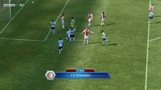 FIFA 12 Gameplay in Full HD 1080p
