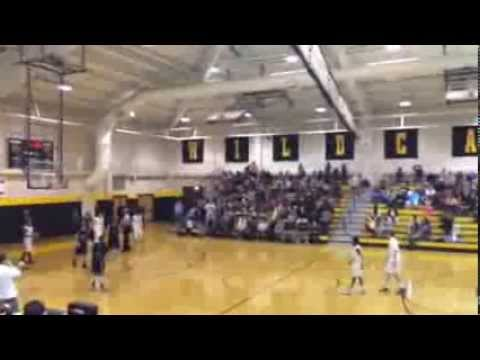 Lincolnton Middle School basketball