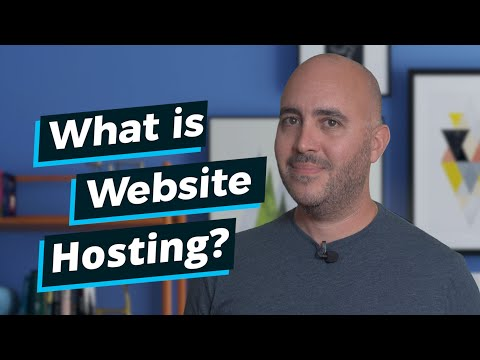 What is Website Hosting? An overview for small business owners and the like.