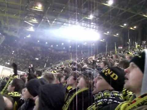 19. Spieltag BVB - HSV 1-0 Stimmung