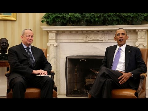 ISIS Czar John Allen Ousts Chuck Hagel from Pentagon