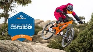 Trail Bike Of The Year - Contender - Orange Five S