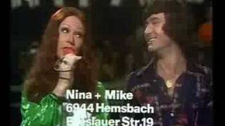Watch Nina  Mike Fahrende Musikanten video