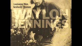 Waylon Jennings ~ Louisiana Man, Kentucky Woman (Vinyl)