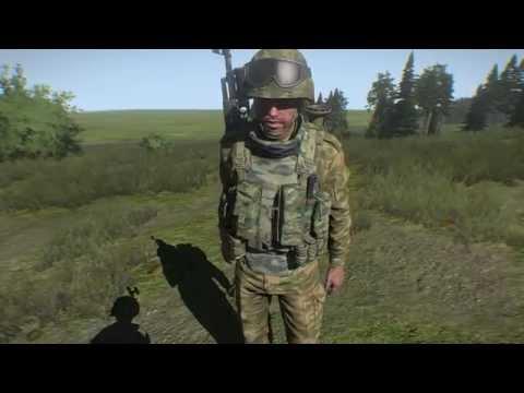 Майора убили!!! Лучший командир который мне попался на тушино Arma3