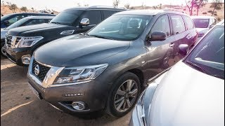 Nissan Pathfinder Review - Toyota Fortuner Rival | Faisal Khan