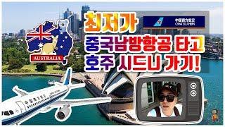 [최저가 해외여행] 60만원으로 호주 시드니 여행 가기…
