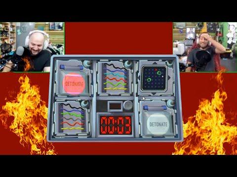 Gavin Free VS Morse Code: Achievement Hunter Compilation
