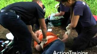emt training 8 respiratory compromise by action training systems