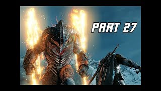 Middle-Earth Shadow Of War Walkthrough Part 27 - Fire Vs Ice (Let's Play Commentary)