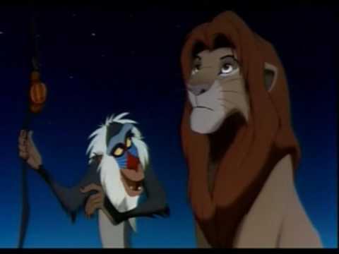 The Lion King - Simba's Return (English) - YouTube