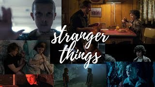 Stranger things // soldiers