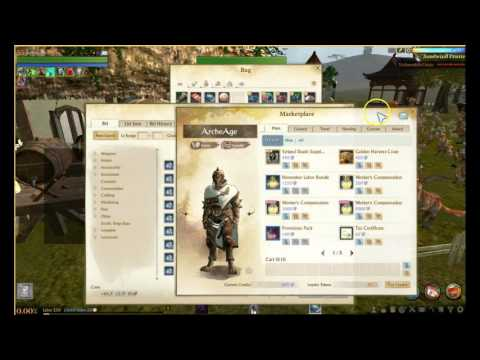 Archeage opening 100 prince coin purses