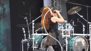 Epica - Unchain Utopia (Live - Graspop Metal Meeting 2015 - Belgium)