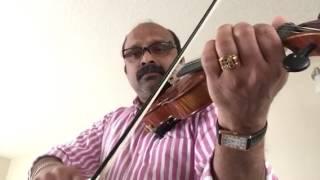 lag-ja-gale---violin-peroor-jayaprakash