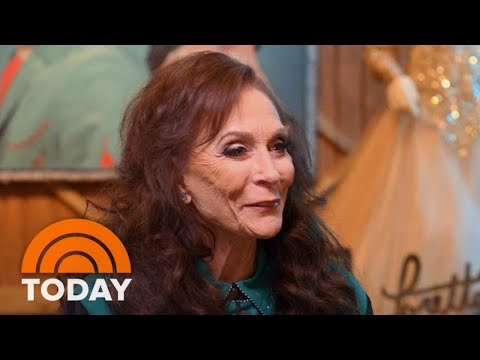 Loretta Lynn Opens Up About Health Battle, Family And Making Music   TODAY Mp3