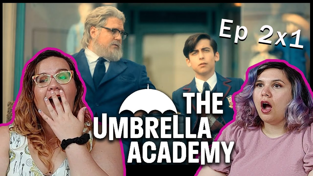 """Umbrella Academy 2x1 """"Right Back Where We Started"""""""