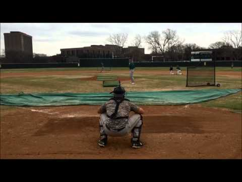 Cord Perea, Catcher, Brookhaven College, 2015