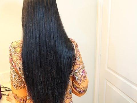 Como peinar cabello largo f cil y r pido youtube - Ideas para peinar cabello largo ...