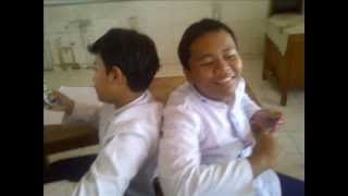 Moments in class 75 SMPN 87 Jakarta
