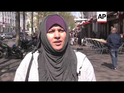 Muslims undecided on vote ahead of French election