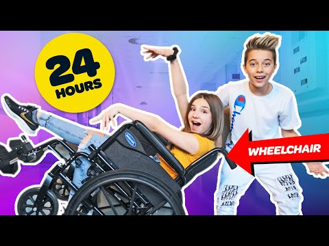 i-spent-24-hours-in-a-wheelchair-challenge-**bad-idea**-♿️-|-piper-rockelle