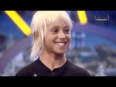 EL HORMIGUERO - El niño rubio Surf del Cola-Cao - ANTENA3.COM