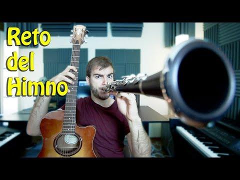124 Maneras Diferentes de Hacer la Misma Canción - RETO DEL HIMNO   Jaime Altozano