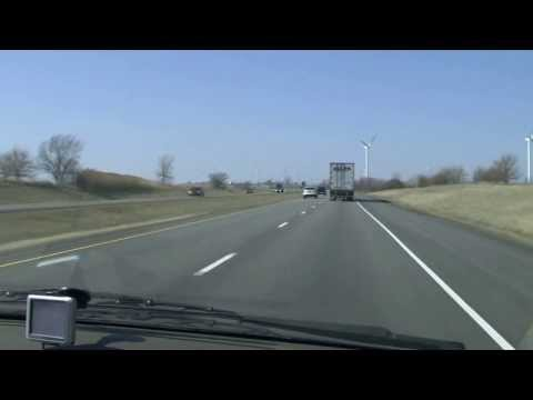 Ялла песня караван. по американской дороге 65 Индианаполис Чикаго