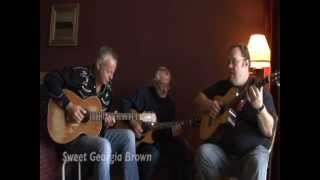 2 Tommy Emmanuel, Jim Nichols, Richard Smith  「 sweet georgia brown」