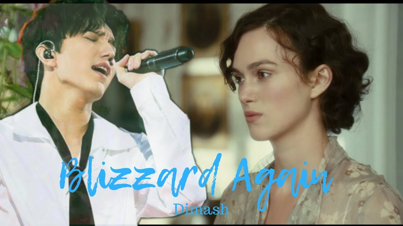 [ENG SUB] Dimash:Blizzard Again/Opyat' Metel' music video