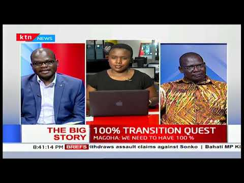 The Big Story   100% Transition  Quest: Jubilee\'s free secondary education promise